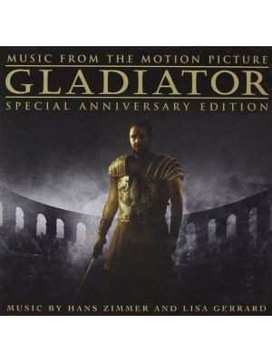 GLADIATOR - ANNIVERSARY ED (2CD)
