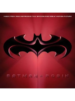 Batman & Robin (Vinyl Red & Blue Limited Edt.) (Rsd 2020)