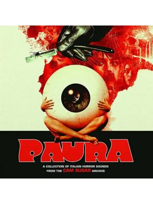 PAURA: A COLLECTION OF ITALIAN HORROR SOUNDS FROM THE CAM SUGAR ARCHIVES (TOMBSTONE boxset)