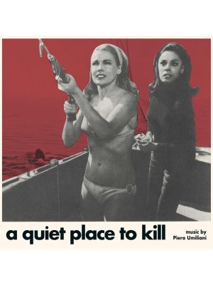 A QUIET PLACE TO KILL (PARANOIA)