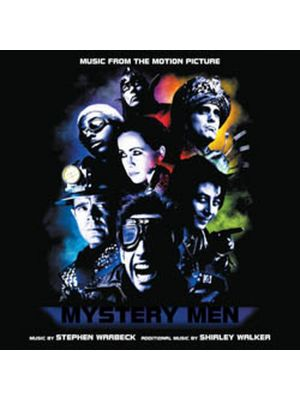 MYSTERY MEN: LIMITED EDITION (2CD SET)