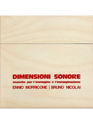 DIMENSIONI SONORE - BOX CD