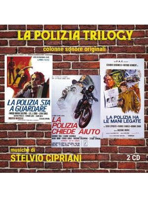 LA POLIZIA TRILOGY 2CD