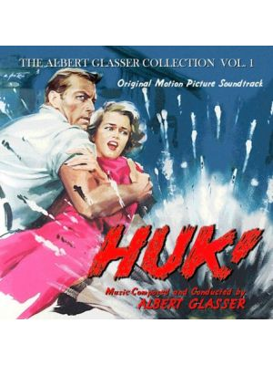 THE ALBERT GLASSER COLLECTION: VOLUME 1 (HUK! / TOKYO FILE 212) 2CD