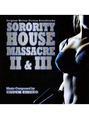 SORORITY HOUSE MASSACRE II & III (2CD)