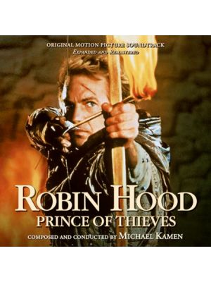 ROBIN HOOD: PRINCE OF THIEVES (EXPANDED / REMASTERED / 4 CD)