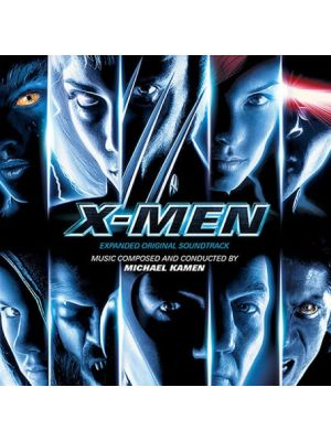 X-MEN (2CD - EXPANDED)