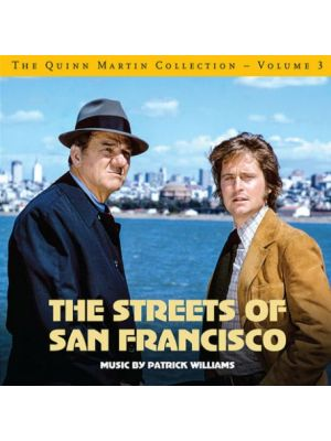 THE QUINN MARTIN COLLECTION VOL. 3 - THE STREETS OF SAN FRANCISCO (2CD)