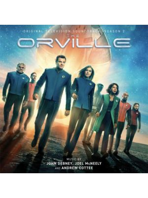 THE ORVILLE - SEASON 2 (2 CD)