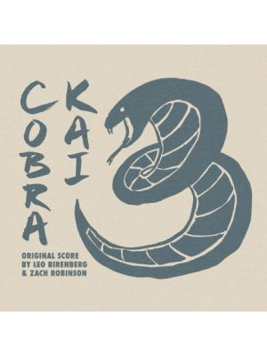 COBRA KAI (2CD - SEASON THREE)