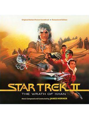 STAR TREK II: THE WRATH OF KHAN (2CD - REMASTERED)