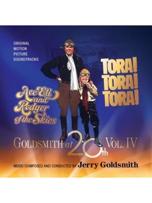 GOLDSMITH AT 20th (VOL.4): ACE ELI AND RODGER OF THE SKIES / TORA! TORA! TORA! (2CD)