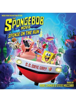 THE SPONGEBOB MOVIE - SPONGE ON THE RUN