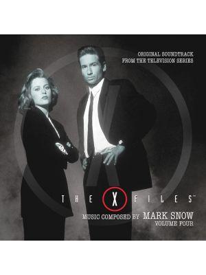 THE X-FILES, VOL. 4 (4 CD)
