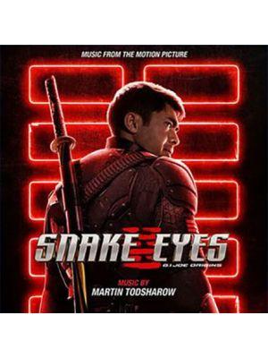 SNAKE EYES: G.I. JOE ORIGINS (2CD)