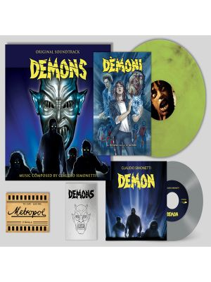 Demons – 35th Anniversary – Deluxe Gatefold Box