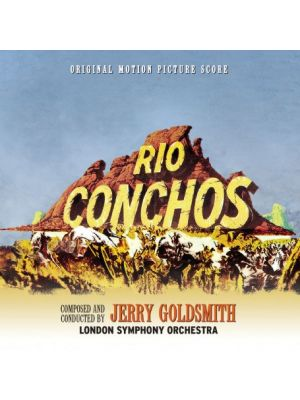 RIO CONCHOS / THE ARTIST WHO DID NOT WANT TO PAINT (REMASTERED RE-RECORDING)