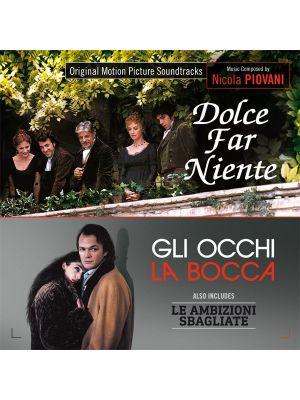 DOLCE FAR NIENTE / LE AMBIZIONI SBAGLIATE / GLI OCCHI, LA BOCCA (REMASTERED / EXPANDED / 300 EDITION)