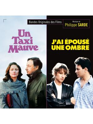 UN TAXI MAUVE (THE PURPLE TAXI) / J'AI EPOUSE UNE OMBRE (I MARRIED A SHADOW) (500 EDITION)
