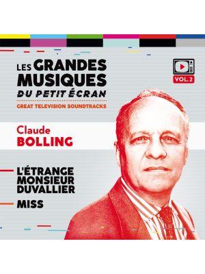 L'ÉTRANGE MONSIEUR DUVALLIER / MISS (300 EDITION)