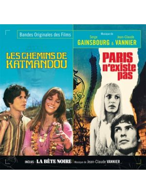 LES CHEMINS DE KATMANDOU / PARIS N'EXISTE PAS / LA BÊTE NOIRE