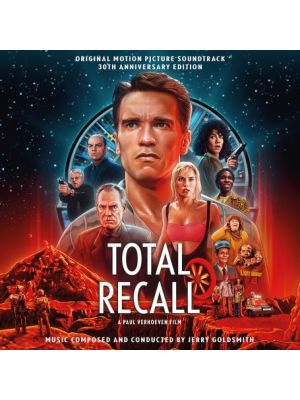 TOTAL RECALL (2CD - 30TH ANNIVERSARY EDITION)