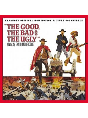 THE GOOD, THE BAD AND THE UGLY (3CD - EXPANDED)