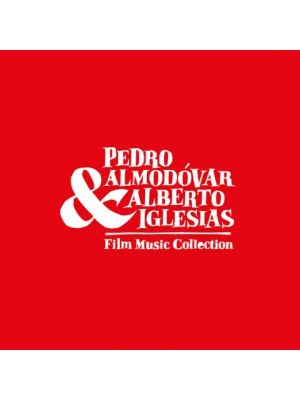 PEDRO ALMODÓVAR & ALBERTO IGLESIAS: FILM MUSIC COLLECTION (12CD)