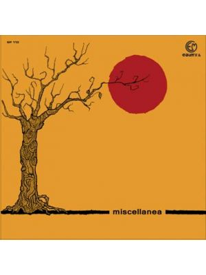 Miscellanea (clear vinyl)