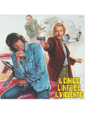 IL CINICO L'INFAME IL VIOLENTO (black vinyl)