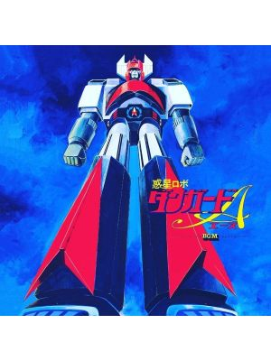 PLANET ROBOT DANGUARD ACE TV BGM COLLECTION (RED TRANSPARENT VINYL)