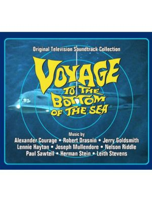 VOYAGE TO THE BOTTOM OF THE SEA (ORIGINAL TELEVISION SOUNDTRACK COLLECTION - 4CD)